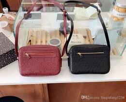 $enCountryForm.capitalKeyWord Australia - Genuine Leather Designer Handbags Tote Shoulder Bucket Bags Woman Aslant Camera Real Cowhide Interlayer Mobile Phone Fashion Leisure Bag