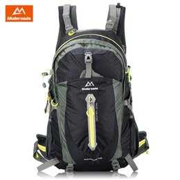 Water Resistant Nylon Bag Australia - Maleroads 50L Outdoor Bags Sports Backpack Water Resistant Nylon Bike Rucksack Bag Hiking Camping Bags #266134
