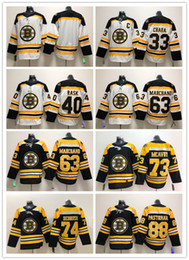 $enCountryForm.capitalKeyWord Australia - Men wholesale 4 Orr 8 Cam Neely 33 Zdeno Chara 40 Tuukka Rask 88 Pastrnak hockey jersey cheap 10 sets free DHL shipping