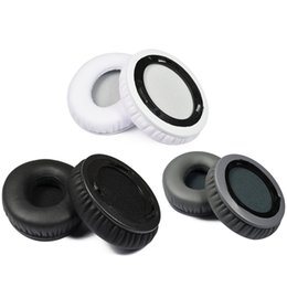 Replacement pads online shopping - Replacement Ear Pads Earpad Cushion Foam Pad Cover For Wired SO2 SO3 HD Headphones Headband SO2 SO3 Headset Pair With