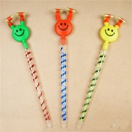 $enCountryForm.capitalKeyWord UK - Kids Toys Smiling Face Big Size Bragon Blowing Coil Toy Clown Decompression Creative Interesting Plaything Whistling Children 0 38qt N1