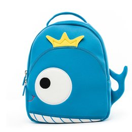 Cocomilo Brand Kindergarten Children Waterproof Schoolbag Baby Kids Boys  Animal Backpack 2-5 Years Old Girls Cartoon School Bags d67f0ea49a1a1