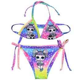 72c89cfccb641 SwimSuit girl 12 yearS online shopping - 3 Years Baby Girls Swimwear Bikinis  Surprise Girl Kids
