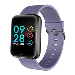 Door watch online shopping - Step Count Heart Rate Monitor Smart Watch Sleep Detection Health Care Running Door Card Reminder Fitness Tracker Screen