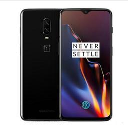"vietnamese gps 2019 - Original Oneplus 6T 6 T 6GB 128GB In Display Fingerprint Snapdragon 845 6.41"" Full Screen 19.5:9 20MP Dual Camera M"