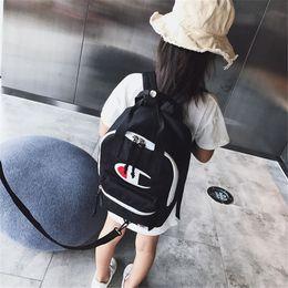 $enCountryForm.capitalKeyWord Australia - 3 styles letter printed kids backpack bag outdoor travel sport backpack student fashion backpack rucksack 21*13*29cm DHL FJ277