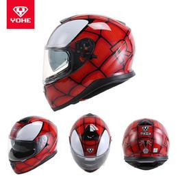 Full Race Helmet NZ - NEW ARRIVE YH-976 Full Face Adult motocross helmet atv off road racing helmets cross bike motorcycle helmet for Women & Men