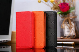 Flower Flip phone case online shopping - 2019 new big flower brand design flip wallet leather case mobile phone cover for iphone XS max Xr X plus plus plus with card slot