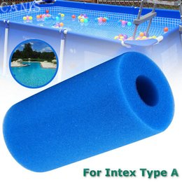 Swimming Pool Foam Filter Sponge Intex Type A Reusable Washable Biofoam Cleaner Swimming Pool Accessories on Sale