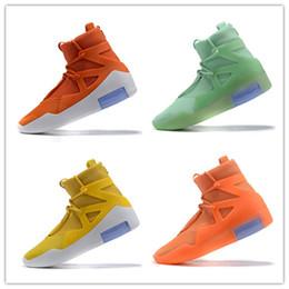 Опт 2019 Fear of God 1; 1Running Shoes Известные Спортивные Мужчины Модельер Мужчины Звезда Спортивная Обувь Размер; 40-45EUR
