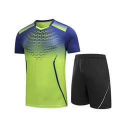 badminton uniforms women NZ - Men Women Children badminton Jersey suit,table tennis Shirt Shorts ,clothing tennis,badminton clothes,Trainning Shirts,Uniforms