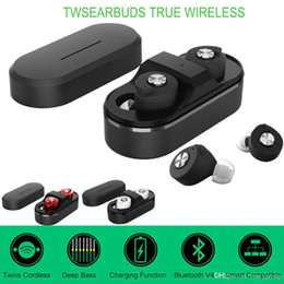$enCountryForm.capitalKeyWord Australia - Good Tws mini T8 Wireless Headphone Bluetooth Earphones Earbud Stereo Headset Bluetooth 4.1 Dual Ear For Laptop Mobile iphone samsung