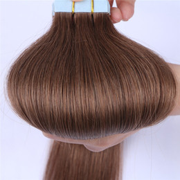 $enCountryForm.capitalKeyWord Australia - CE Certification Best selling factory price wholesale European 100% virgin human hair natural color PU hair extensions