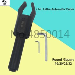 Free Shiping 16 20 25 32 Mm Cylindrical Shank Range 3~45mm CNC Bar Puller Out Production Auto Link Easiest Setting Up For Lathe on Sale