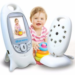 Wholesale Wireless Network Surveillance Camera Baby Monitor Portable Display VB601 2.4g Baby Monitor Care Device
