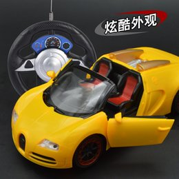 $enCountryForm.capitalKeyWord Australia - 1:24 Remote Control Car 2 Channel Steering Wheel Electric Cars Open Door Simulation Cool Model Toys Children Best Sellers 12 5bd N1