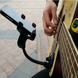 suction cups phone holder Australia - obile Accessories Mobile Phone Holders & Stands Phone Holder Stand For Guitar Street Singing Song Car Holder Sucker Suction Cups Mus...