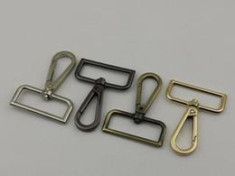 Hook Shoulder Strap Australia - (20 piece lot) Bags Hardware Accessories Wholesale Shoulder Strap Inner Diameter 3.8cm Hook