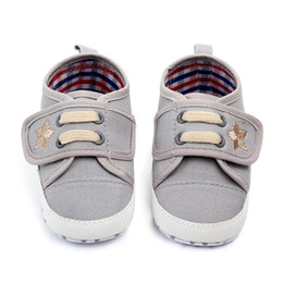 $enCountryForm.capitalKeyWord Australia - New Canvas Classic Sports Sneakers Newborn Baby Boys Girls First Walkers Shoes Infant Toddler Soft Sole Anti-slip Baby Shoes