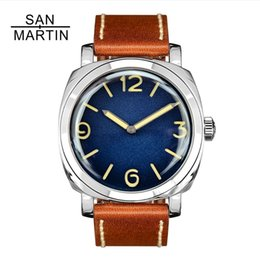 $enCountryForm.capitalKeyWord Australia - San Martin Fashion Automatic Diving Watch Vintage Stainlss Steel Wristwatch 200m Water Resistant Montre Homme Men J190706