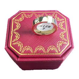 Опт Титановая сталь свадебные любители кольцо для женщин CZ цирконий розовое золото обручальные кольца мужчины ювелирные изделия подарки PS8401