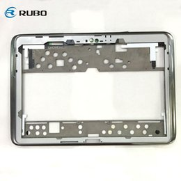 $enCountryForm.capitalKeyWord Australia - For Samsung Note 10.1 N8000 Mid Frame Housing Bezel Repair Parts Replacement For Samsung N8000 Middle Frame