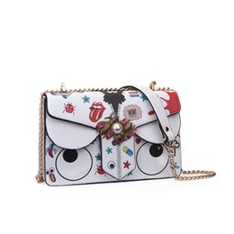 Pink sugao designer handbag women luxury crossbody handbag cartoon cute  shoulder bag simple new fashion chain handbags high quality brand 0ec206b9ac1e8