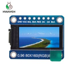 $enCountryForm.capitalKeyWord Australia - Tft Display 0.96 1.3 1.44 1.8 Inch Ips 7p Spi Hd 65k Full Color Lcd Module St7735   St7789 Drive Ic 80*160 240*240