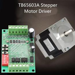 $enCountryForm.capitalKeyWord Australia - Tb6560 3A Stepper Motor Driver Stepper Motor Driver Board Single-Axis Controller 10-Speed Current