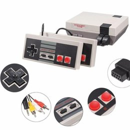 Mini TV 620 500 Game Consoles Video Handheld for NES game console Sup Portable Game Player with retail box on Sale