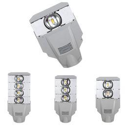 Die casting street light online shopping - LED High quality pole Lights W W W IP66 Waterproof Outdoor Street Pole Light AC85V V input die cast aluminum