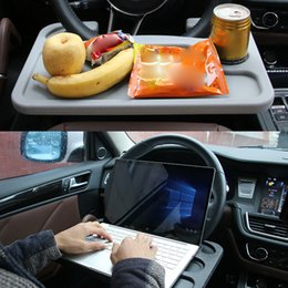 $enCountryForm.capitalKeyWord Australia - Car Desk Coffee Holder Laptop Computer Table Steering Wheel Table Universal Portable Eat Work Drink Seat Tray Auto Accessories