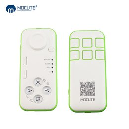Xbox Pc Controller Wireless Australia - MOCUTE Bluetooth Gamepad Android Wireless Mini Game Pad Selfie Remote Controller Shutter Joystick For PC Smart Phone Ebook TV VR