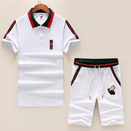 $enCountryForm.capitalKeyWord Australia - International menswear High grade Cotton T-shirt Polo shirt Suit Exquisite embroidery sportswear Jersey Fashion trend free post