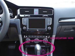 $enCountryForm.capitalKeyWord Australia - Special on-board QI wireless phone charging Pad Car Accessories For Volkswagen GOLF 7 MK7 2014 2015 2016 2017 2018