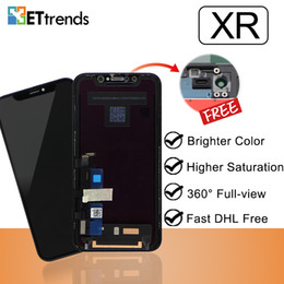 $enCountryForm.capitalKeyWord NZ - Grade A+ iPhone XR Lcd Screen Digitizer Assembly with Perfect 3D Touch & DHL Free Shipping