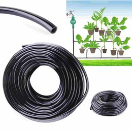 Drip System Hose Australia - High Quality 20 50m Watering Tubing Hose Pipe Mayitr 4 7mm Micro Drip Garden Irrigation System New Arrival