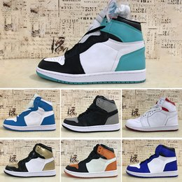 Wholesale 2019T Spiderman X OG Basketball Shoes For Mens Womens Best Quality S High Chicago Sports Designer Sneakers With box US5