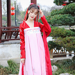 $enCountryForm.capitalKeyWord Australia - 2018 autumn girl chinese traditional hanfu dress girls ancient chinese hanfu dress costume woman tang clothing