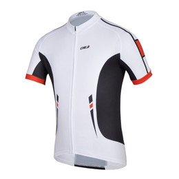 Cycling Short White Black Australia - Cheji White Black Bike Jersey Cycling Jersey Summer Cycling Clothing Tops Bike Bicycle Bib Shorts +Jacket S -Xxxl