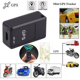 kids mini gps tracker UK - Smart Mini Gps Tracker Car Gps Locator Strong Real Time Car Tracker Small Tracking Device Motorcycle Truck Kids Pets