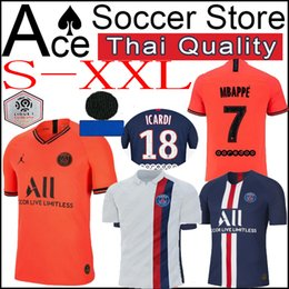 $enCountryForm.capitalKeyWord NZ - new psg soccer Jersey 18 ICARDI Home away third Orange 19 20 MBAPPE CAVANI VERRATTI DI MARIA DRAXLER T. SIA Football shirt 2019 2020