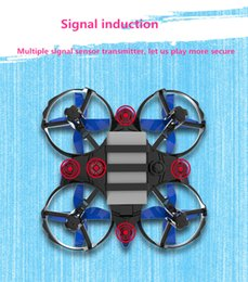 $enCountryForm.capitalKeyWord Australia - Sensing flying saucer quad intelligent infrared hovering gesture UFO mini remote control drone children funny light toys Free Shipping