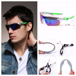 63838453ed3 Unisex Sun Glasses Sunglasses Bicycle Glass Outdoors Sports Sunglasses  Dazzle Colour Sand Prevention Shades Cycling Sunglasses