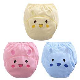 $enCountryForm.capitalKeyWord Australia - 2018 New Cute Diaper Reusable Nappies Cloth Diaper Washable Infants Children Baby Cotton Training Pants Panties Nappy Changing