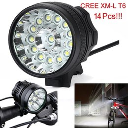 $enCountryForm.capitalKeyWord Australia - 34000 32000 Lumens 14x 13x T6 LED Bicycle Lamp Bike Light Front Headlight 3 Modes Outdoor Camping Hiking Light Headlamp 40OT11 #359128