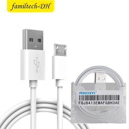 $enCountryForm.capitalKeyWord Australia - High quality 1m 3 ft foxconn cable factory chip 3.0 OD usb data sync cable fast charge cord with 144 weaving strong cable for smart mobile