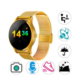 $enCountryForm.capitalKeyWord Australia - K88H Smart Watch MTK2502 Bluetooth 4.0 Dail Answer Call Heart Rate Track Pedometer Wristwatch Smartwatch For Android IOS