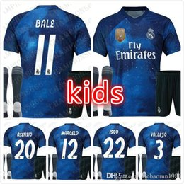$enCountryForm.capitalKeyWord Australia - kids 2019 Real Madrid EA Sports Jersey 18 19 Thai Top quality MODRIC Marcelo Man Woman Kids Football shirt BALE ASENSIO Kit soccer Jerseys