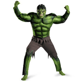 Avengers dresses online shopping - New Avengers Hulk Costumes for kids Fancy dress Halloween Carnival Party Cosplay Boy Kids Clothing Decorations Supplies